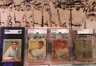 BABE RUTH 1933 Goudey -ALL 4🔥 Hottest Cards In The World!All Graded PSA-SGC-BVG