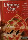 Weight Watchers Dining Out Companion 2003 Edition