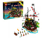 LEGO Ideas Pirates of Barracuda Bay Pirate Shipwreck Kit Play and Display 21322