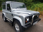 LARGER PHOTOS: Land Rover Defender 90 Td5  County  2004   Only 67,000 miles   Full service hist