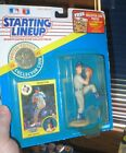 NOLAN RYAN 1991 STARTING LINEUP WITH COLLECTORS COIN, UNOPENED, FROM KENNER