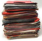 Lot of 500+ Vintage Record Label Empty 45 RPM Sleeves 1960s 1970s 1980s
