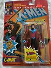 X Men GAMBIT Action Figure 5 w TRADING CARD SEALED 1992