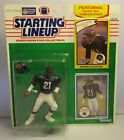 1990  DONNELL WOOLFORD - Starting Lineup Football Figure Sealed - CHICAGO BEARS