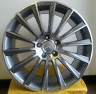 19 S63 STYLE GREY WHEELS RIMS FITS MERCEDES BENZ CLS CLS500 CLS550 CLS55
