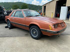 1984 Ford Mustang 1984 FORD MUSTANG COUPE PROJECT LX TRUNK FOXBODY NOTCH BACK