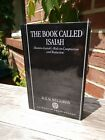 Scarce Book Called Isaiah Deutero Isaiahs Role in Composition