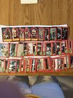 1977 Topps Star Wars 2nd series Red Partial set (65) Plus Stickers (10)