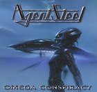 AGENT STEEL-OMEGA CONSPIRACY (ARG) CD NEW