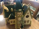 Christmas Holiday Village Church Like Lemax Or Dept 56
