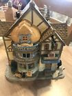 LEMAX Signature Collection Belgian Waffle House Lighted Village (Bldg 154) 2010