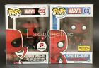 Funko Pop! Superior Spider-man & Spider-man HT Exclusive Pop Protector