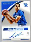 2016 Panini Kentucky Wildcats Collegiate Trading Cards 16