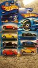 HOT WHEELS ENZO FERRARI AND FXX SET OF SEVEN DIFFERENT VARIATIONS