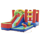 Water Slide Park Inflatable Bouncing House Water Cannon Air Blower Carrying Bag