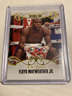 2010 Ringside Round One Boxing FLOYD MAYWEATHER JR In My Corner Gold 9