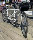 Cannondale RT1000 Tandem Bicycle Aluminum Frame well maintained