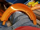 Hot Wheels Orange Curves Tracks loop and other peices LOT