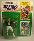 1990  MIKE TOMCZAK - Starting Lineup Football Figure Sealed - CHICAGO BEARS