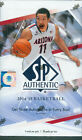 2014-15 Upper Deck SP Authentic Basketball Hobby Box