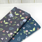 Oxford Cotton Fabric by the Yard Sloth Animal Fabric 44 Wide MD Happy Sloth