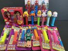 PEZ Collector Starter Kit — Euro Cards, Pink Panther, Ghosts, Zielpunkt, Girl...