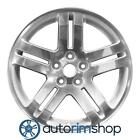 Dodge Charger 18 Factory OEM Wheel Rim Polished with Silver