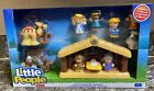 Little People Nativity Set Christmas Childrens Fisher Price Set 11 Figures New