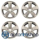 Chrysler Pacifica 2004 2008 19 Factory OEM Wheels Rims Set Machined with Silver