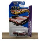 Hot Wheels Super Treasure Hunt 69 Camaro with Protector