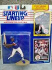 1990 Edition Jerome Walton Starting Lineup Figure Chicago Cubs