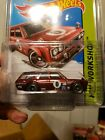 HOT WHEELS 2014 SUPER TREASURE HUNT 71 DATSUN BLUEBIRD 510 WAGON