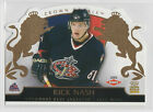 Rick Nash Cards, Rookie Cards and Autographed Memorabilia Guide 38
