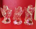 Waterford Marquis SET OF 3 Nativity Angels Made in Germany In Original Box