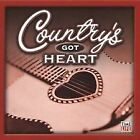 Various Countrys Got Heart CD  Free Shipping