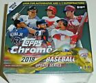 2018 TOPPS CHROME BASEBALL UPDATE FACTORY SEALED MEGA BOX FREE SHIPPING