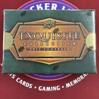 2013 Exquisite Football Sealed Hobby Box