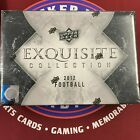 2012 Exquisite Football Sealed Hobby Box