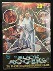 Vintage 1979 Topps Buck Rogers Trading Cards, Full Box [36ct], Sealed, Rare!