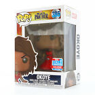 Funko POP! Marvel Black Panther - Okoye NYCC 2018 Fall Convention Exclusive