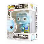Funko POP! Batman & Robin - Mr. Freeze SDCC 2020 Summer Con Shared Exclusive