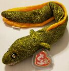 TY 2000 Morrie the Moray Eel Beanie Baby New Clean Retired