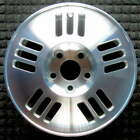 Oldsmobile Calais Machined 13 inch OEM Wheel 1985 to 1990
