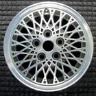 Oldsmobile Custom Cruiser Machined 15 inch OEM Wheel 1986 to 1990