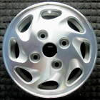 Ford Festiva Machined 12 inch OEM Wheel 1988 to 1993