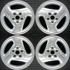 Ford Probe Right Side 15 OEM Wheel Set 1995 to 1997