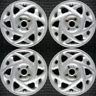 Ford Escort Painted 14 OEM Wheel Set 1997 to 1999