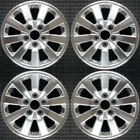 Honda Odyssey Machined 16 OEM Wheel Set 2008 to 2010