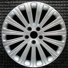 Lincoln MKX Hyper Silver 18 inch OEM Wheel 2011 to 2015