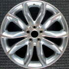Ford Explorer Polished 20 inch OEM Wheel 2011 to 2015